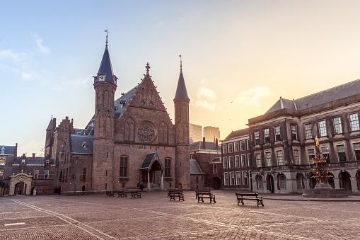 Leugen en bedrog op het Binnenhof.